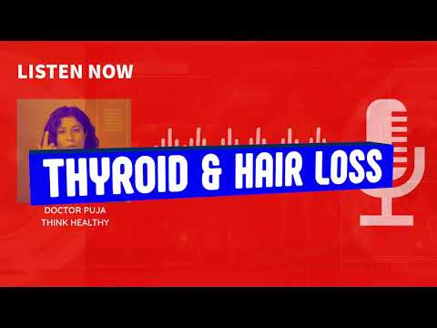 Thyroid and hair loss - stuff to know