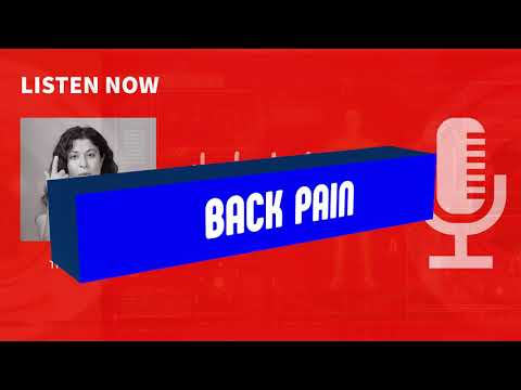 👈 common back pain myths debunked.