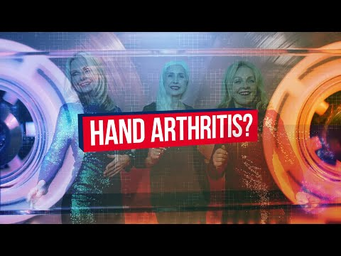 1 quick exercise to reduce hand arthritis pain