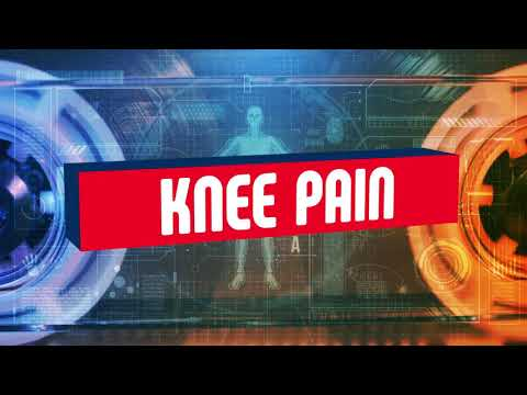 Why's my knee hurting?