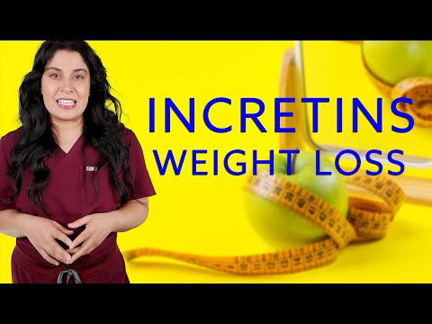 Weight loss and incretins