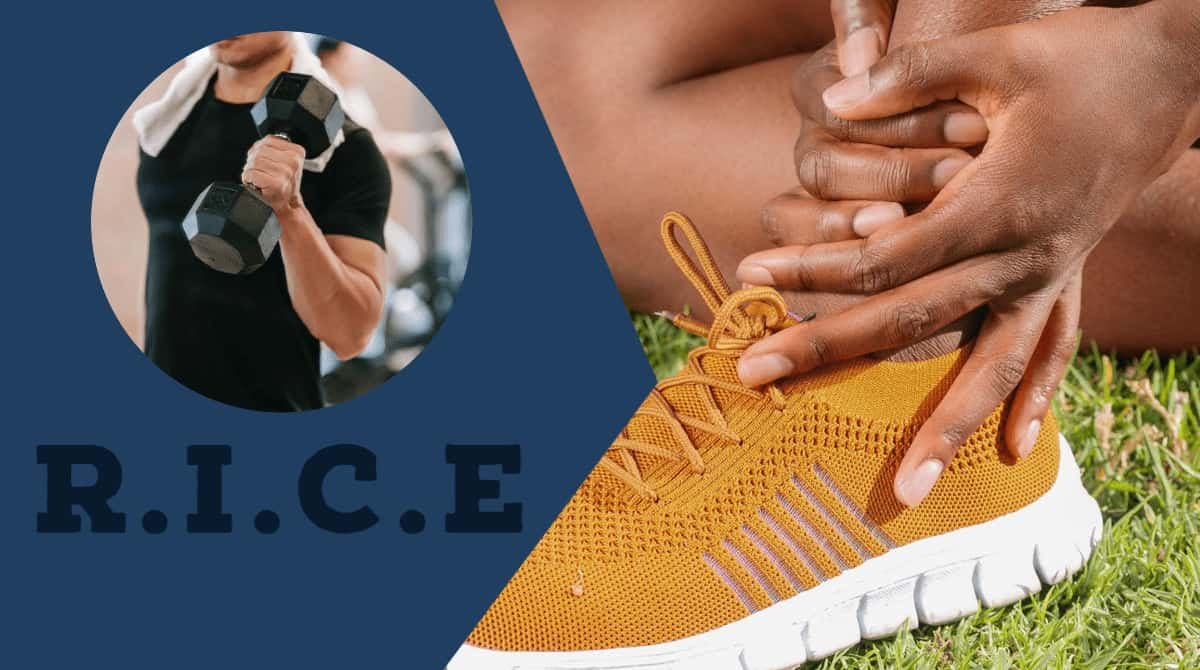 Rice to prevent muscle soreness and injury