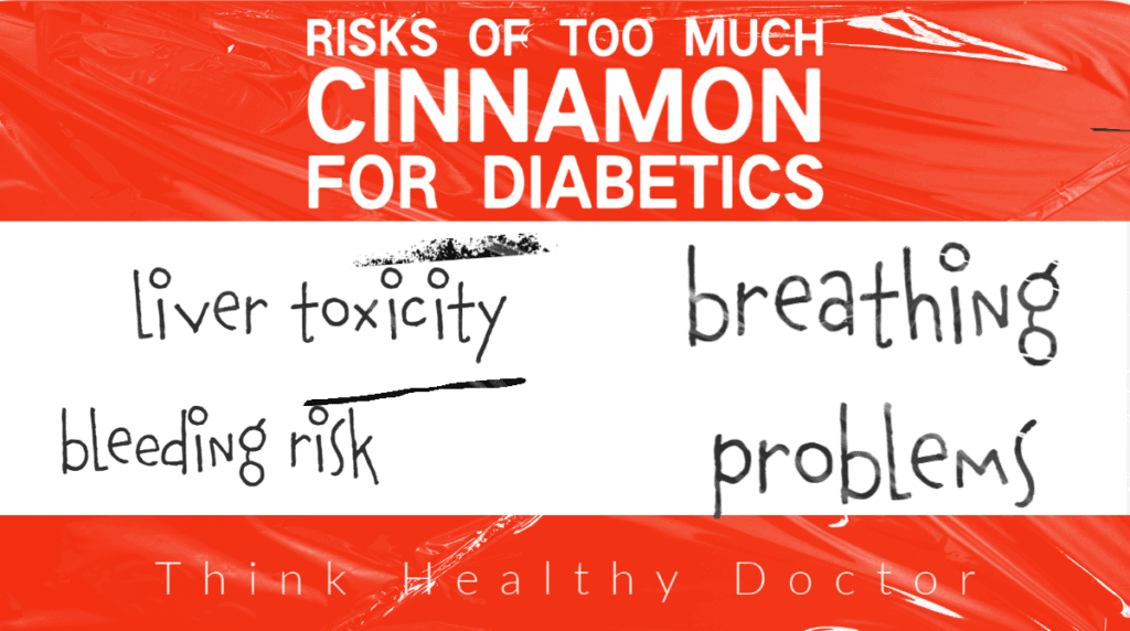 Risk to too much cinnamon for diabetes think healthy doctor