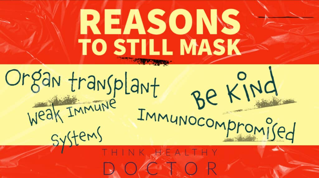 Why you still need a mask